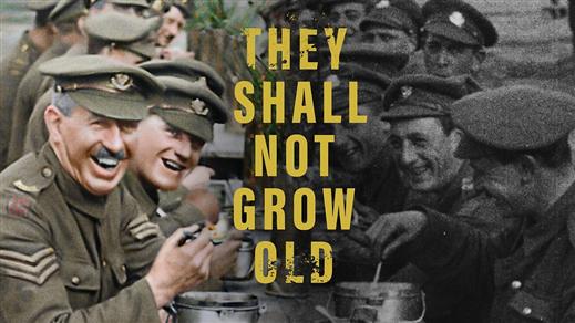 Bild för They Shall not grow old, 2019-03-10, Emmaboda Folkets Hus