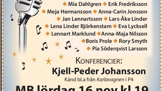 Bild för Let´s sing - again, 2019-11-16, Medborgarhuset, Aspen