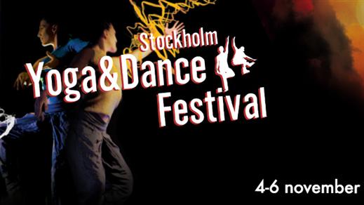Bild för Stockholm Yoga & Dance Festival, 2016-11-04, Balletakademin YoDa festivalen