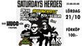 Saturday's Heroes releasefest + Oktoberfest 21/10