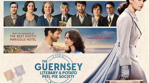 Bild för Guernseys litteratur- och potatisskalspajssällskap, 2018-05-10, Kulturhuset i Svalöv