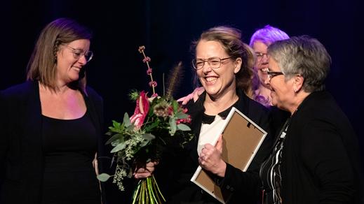 Bild för Berättarklubb - NBC, 2020-03-24, Caféscenen, Västerbottensteatern