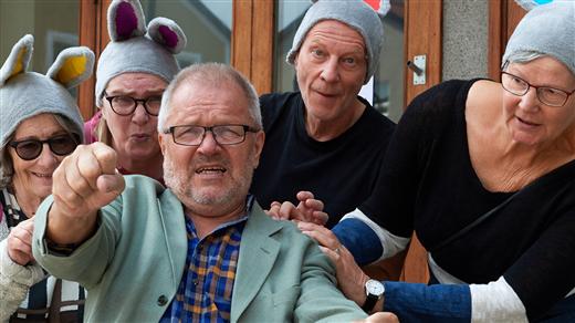 Bild för Jäniksen vuosi/Harens år, 2020-01-18, Eskilstuna Teater, lilla scen