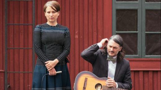 Bild för Kärlek, tro och lite hopp 22/3 kl. 18:00, 2018-03-22, Caféscenen, Västerbottensteatern