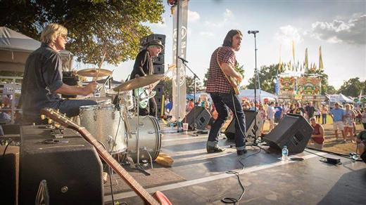 Bild för Dylan Bishop Band (US), 2020-05-20, Folk Å Rock