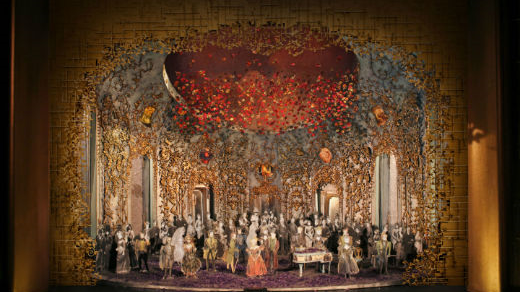 Bild för La Traviata, 2018-12-15, Jönköpings Teater