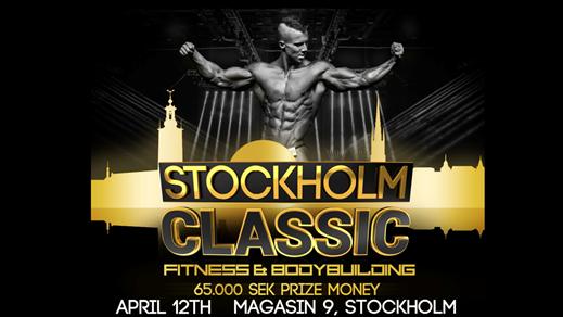 Bild för STOCKHOLM CLASSIC, 2020-04-12, MAGASIN 9