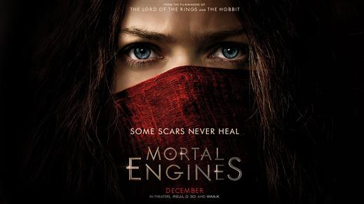 Bild för Mortal Engines, 2018-12-09, Kulturhuset i Svalöv