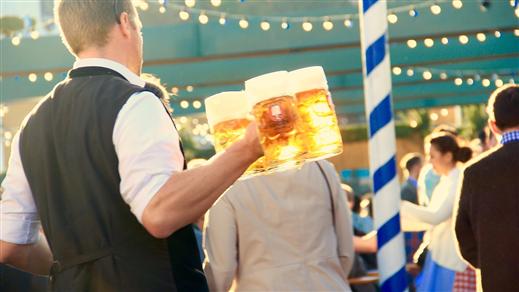 Bild för Oktoberfest med spel till V64, 2021-10-29, Kalmartravet