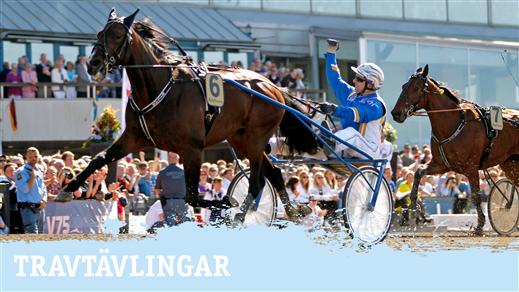 Bild för Travtävlingar, 2020-07-23, Åby Arena
