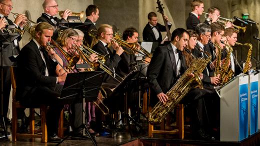Bild för Uppsala University Jazz Orchestras/ Ulf Johansson, 2019-11-04, Katalin, Uppsala