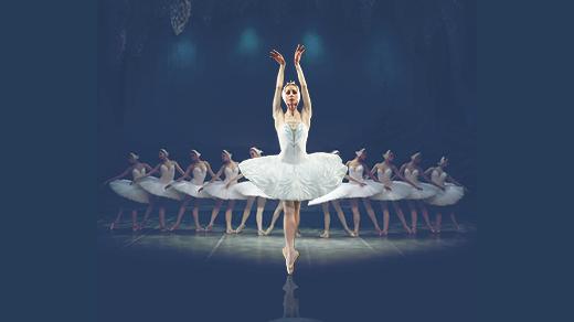 Bild för Svansjön - St Petersburg Festival Ballet, 2019-12-05, Idun, Umeå Folkets Hus
