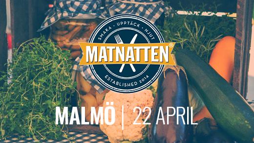 Bild för Matnatten Malmö 💚 Vego, 2020-04-22, Scandic St Jörgen