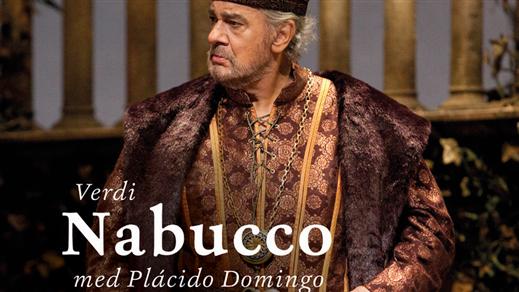 Bild för Nabucco, 2017-01-07, Bräcke Folkets hus