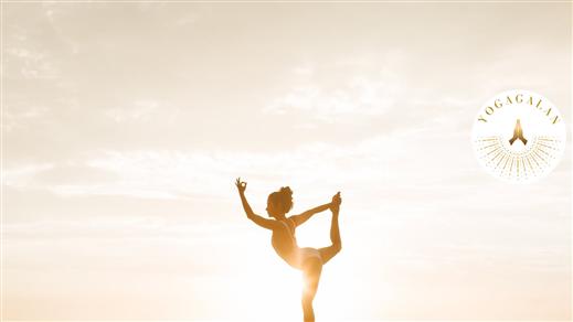 Bild för YOGAGALAN - Tillsammans lyfter vi yogan!, 2021-12-11, MÄLARSALEN
