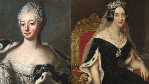 Bild för Rethinking Queens-ingifta drottningars betydelse, 2019-09-12, Livrustkammaren