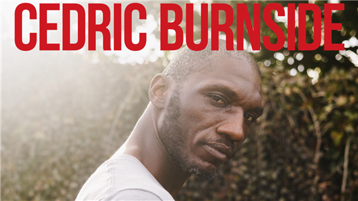 Bild för Cedric Burnside (US) + The Bitchwaves, 2019-10-25, Folk Å Rock