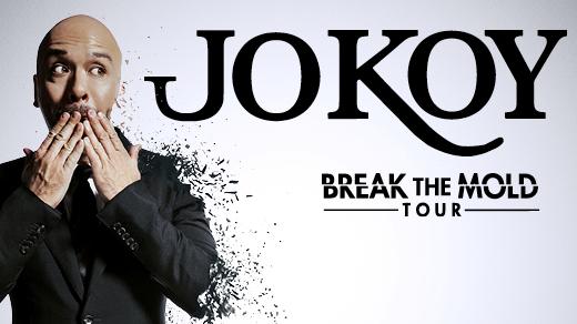 Bild för Break the mold tour - Jo Koy, 2018-10-03, China Teatern