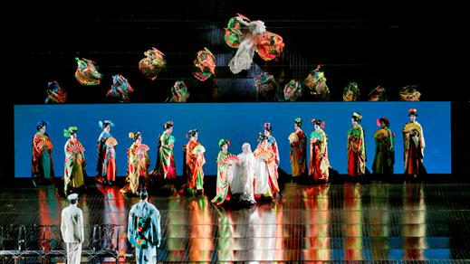 Bild för Madama Butterfly - favorit i repris, 2018-07-24, Teatersalongen, Storsjöteatern