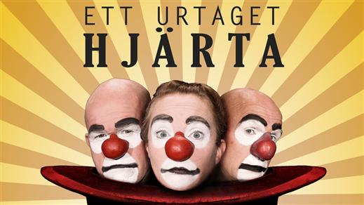 Bild för Ett urtaget hjärta med 123 Schtunk, 2021-04-10, Varbergs Teater
