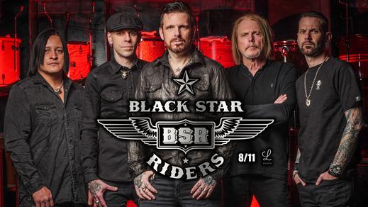 Bild för Black Star Riders på Liljan, 2019-11-08, Liljan