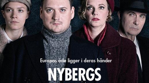 Bild för Nybergs mekaniska verkstad, 2019-11-21, Sagateatern X