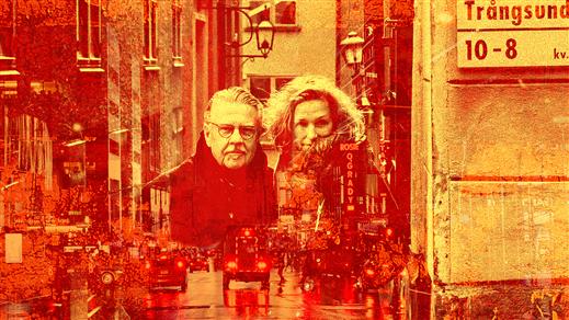 Bild för Mikael Wiehe & Ebba Forsberg - DYLAN PÅ SVENSKA, 2019-11-02, Mässhallen