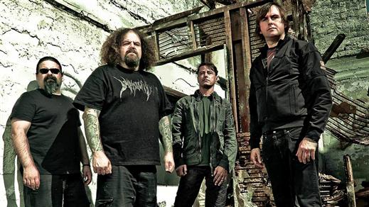 Bild för Napalm Death + support, 2019-02-26, Musikens Hus Stora Scen