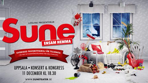 Bild för Sune – Ensam Hemma, 2021-11-13, UKK - Stora salen