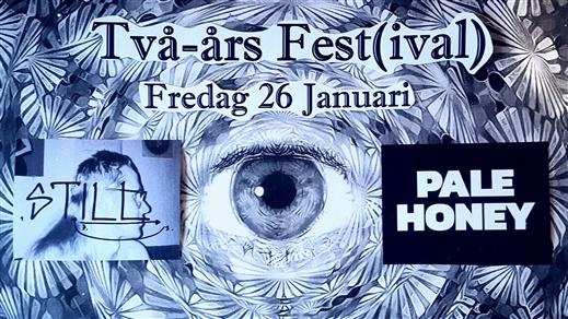 Bild för Pale Honey & Still Ill live på Klubb Undergrunden, 2018-01-26, Klubb Undergrunden