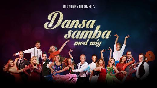 Bild för Dansa Samba med mig – 3/3 19:30, 2018-03-03, Hjalmar Bergman Teatern