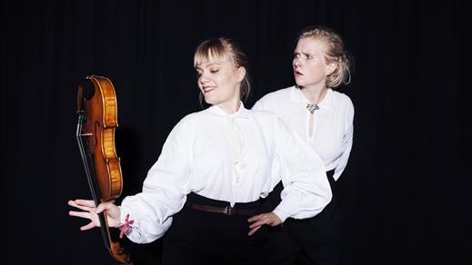Bild för Middagsteater -  Fröken, 2019-11-25, Studion, Umeå Folkets Hus