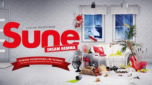 Bild för Sune - Ensam hemma, 2020-10-24, Konserthuset