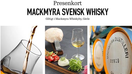 Bild för MACKMYRA PRESENTKORT, 2016-11-01, Whiskyby Gävle