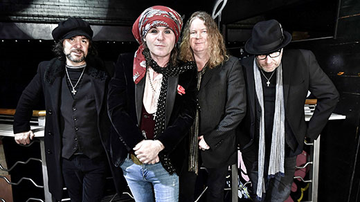 Bild för The Quireboys - Unplugged, 2019-01-27, Bar Brooklyn