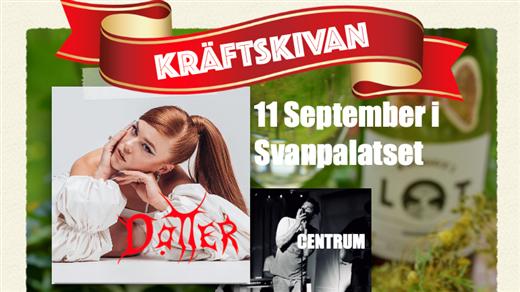 Bild för DOTTER & CENTRUM -SVANPALATSET, 2021-09-11, Liliés Café - Svanpalatset