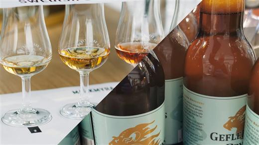 Bild för Geflebockens Bryggeri och Whiskyprovning, 2021-06-12, Whiskyby Gävle