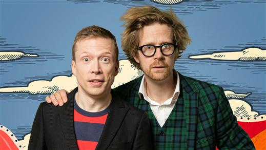 Bild för Så funkar det – The show! Med Anders & Måns, 2021-06-04, Södra Teaterns Stora Scen