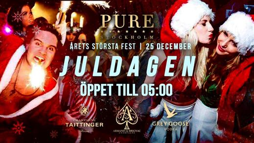 Bild för JULDAGEN PÅ PURE NIGHTCLUB, 2016-12-25, PURE Nightclub