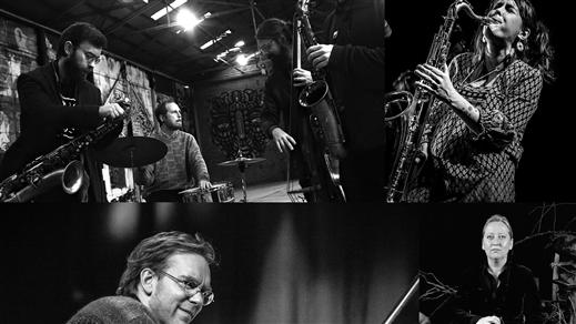 Bild för Mutual Acquaintances, 2020-04-18, Hallsbergs Jazz- och Bluesklubb