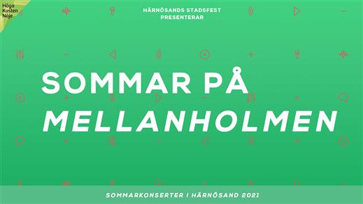 Bild för Sommar på Mellanholmen, 2021-07-14, Mellanholmen