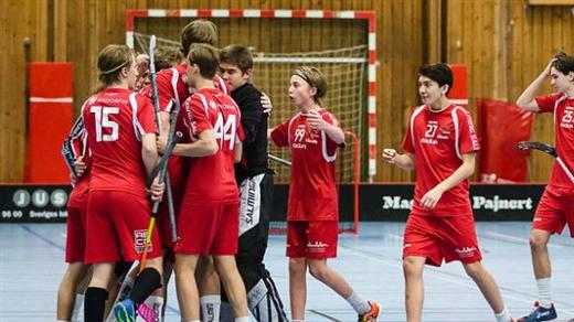 Bild för FBC Aspen/FBC Lerum Herr-JAS vs Herrestads AIF, 2018-11-24, Rydsbergshallen