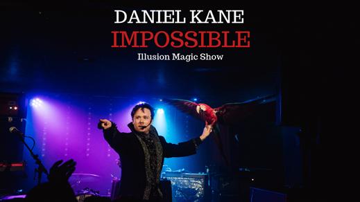 Bild för Daniel Kane - Impossible - Illusion Magic Show, 2018-12-29, Hjalmar Bergman Teatern