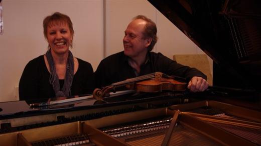Bild för Bengt-Eric Norlén och Stephanie Wendt, 2018-10-14, Stockesalen, Stocke Titt
