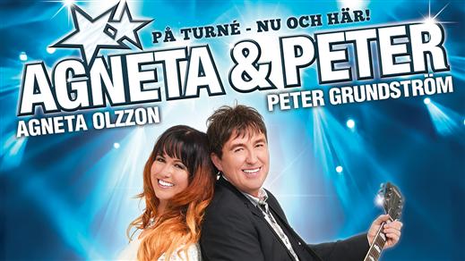 Bild för DU OCH JAG OCH VÅRA LÅTAR - Agneta o Peter, 2021-10-16, Folkan Teater