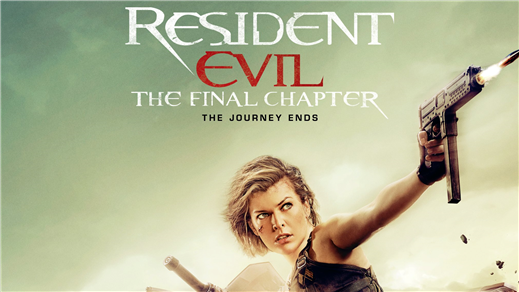 Bild för Resident Evil: The Final Capter, 2017-02-05, Emmboda Folkets Hus