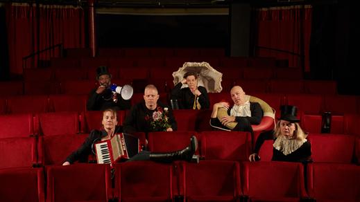 Bild för Repetitionen, 2021-09-30, Strindbergs Intima Teater