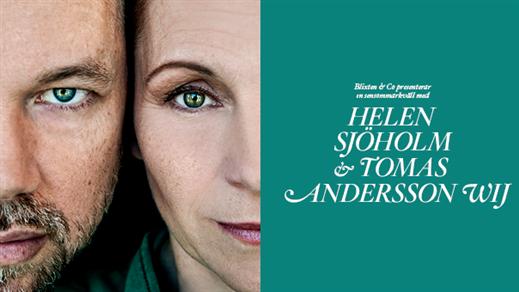 Bild för Helen Sjöholm & Tomas Andersson Wij, 2017-08-27, Parksnäckan i Uppsala Stadsträdgård