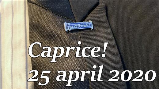 Bild för Caprice! 2020, 2020-04-25, Pingstkyrkan Örebro