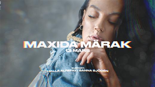 Bild för Maxida Märak + Halla Alrefay & Sanna Sjöden, 2020-03-13, Liljan
